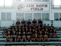 Junior High Football - 2017-2018