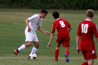 Boys Soccer Match - 09/19/16