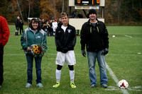 Senior Day Match With Muncy - 10/27/16